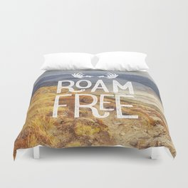 Roam Free NZ Duvet Cover