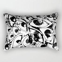 Eyeballs Agore Rectangular Pillow