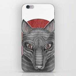 Four Arms - Wolf iPhone Skin