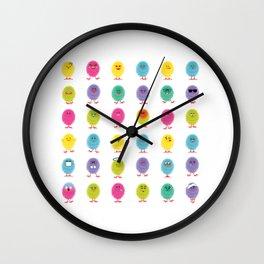 chikkies Wall Clock