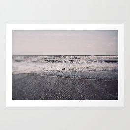 Summer Surf Art Print