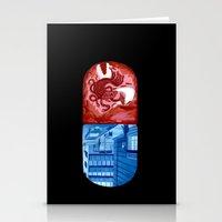 matrix Stationery Cards featuring Matrix by otaviocvo