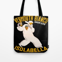 Vintage poster - Vermouth Bianco Tote Bag