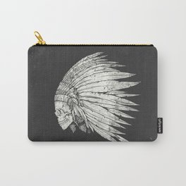 Indian Skull Carry-All Pouch
