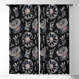 Sea treasures Blackout Curtain