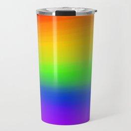 Rainbow Bright Travel Mug