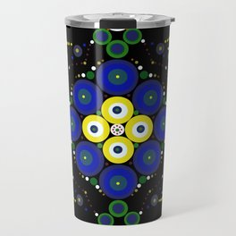 Nova Scotia Mandala Travel Mug
