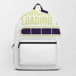 Sarcastic Comment Backpack