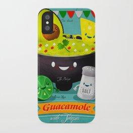 Guacamole iPhone Case
