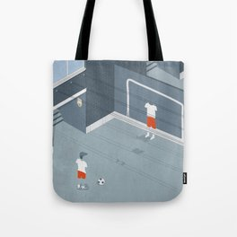 I was an only son Tote Bag