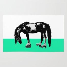 Funny Sad Skater Horse Rug