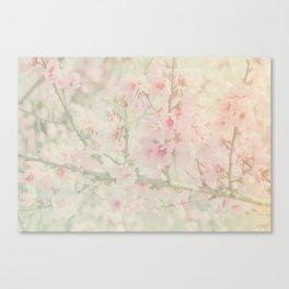 Floral Pattern Canvas Print