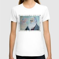 darwin T-shirts featuring Charles Darwin by Michael Cu Fua