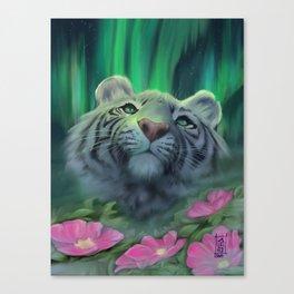 Aurora Tigris Canvas Print