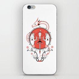 A Legend of Blood iPhone Skin