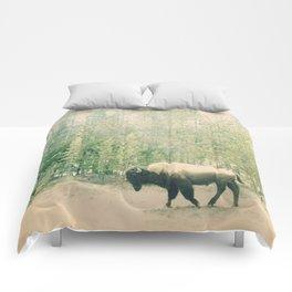 bison I Comforters