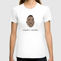 dwight schrute T-shirts featuring Dwight Howard by Λdd1x7