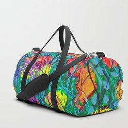 Hidden Flowers Duffle Bag