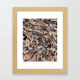 Divine Mentor Framed Art Print