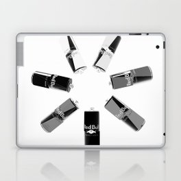 Gives you Wings Black And White Laptop & iPad Skin