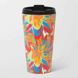 Floral 101 Travel Mug