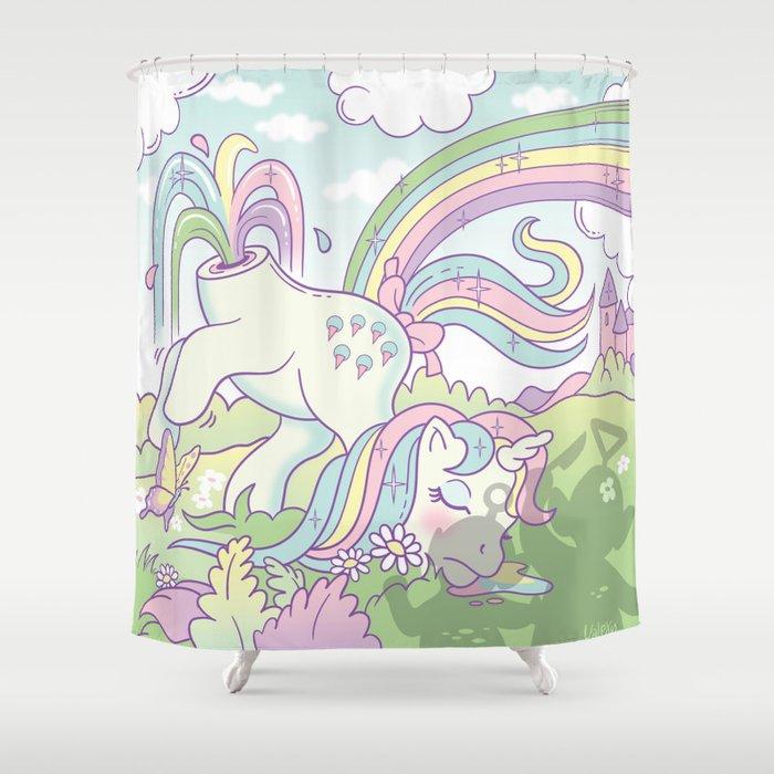My Little Pony Shower Curtain