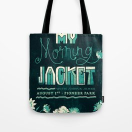 My Morning Jacket Tote Bag