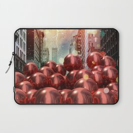 Giant Red Ball Pit NYC Laptop Sleeve