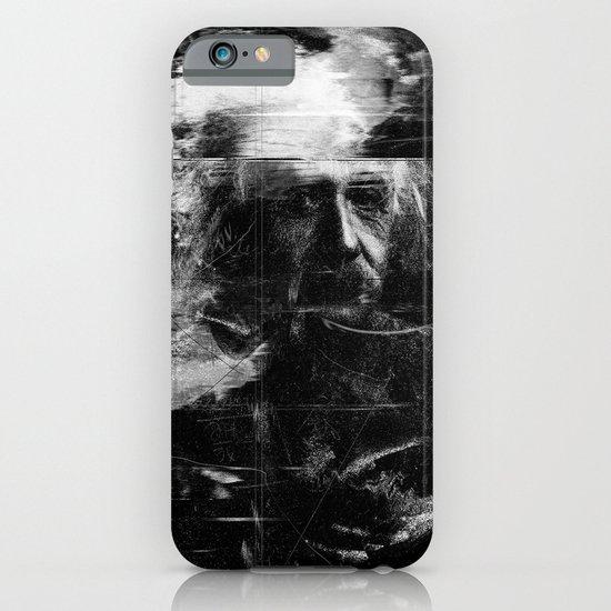 Albert Einstein iPhone & iPod Case