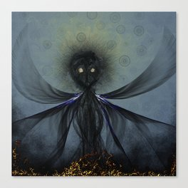 Dying Ghost Canvas Print