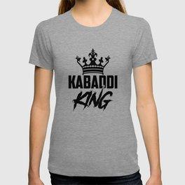 Kabaddi King T-shirt