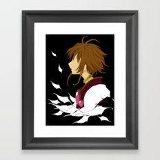 Lost Wings Framed Art Print