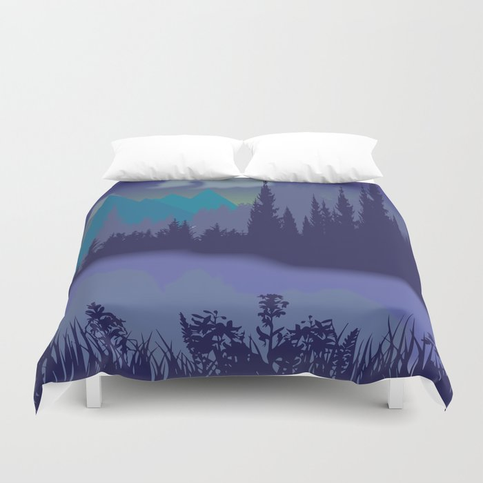 My Nature Collection No. 21 Duvet Cover