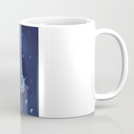 Snow Queen and a SnowFlake Coffee Mug