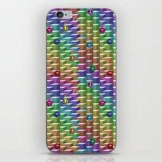 Gluons iPhone & iPod Skin