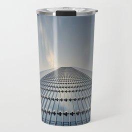Tower to infinity Travel Mug