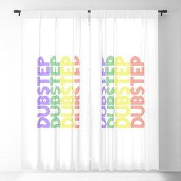 Dubstep  TShirt Retro Music Shirt Vintage Beats Gift Idea Blackout Curtain