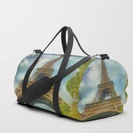 Eiffel Tower - La Tour Eiffel Duffle Bag