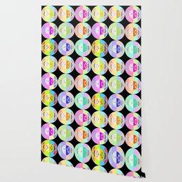 Disques Wallpaper