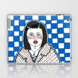 Asian  Margot Tenanbaum Laptop & iPad Skin