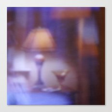 OUT-OF-FOCUS   Room with a view Canvas Print