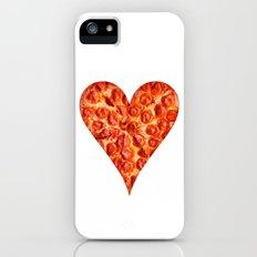 PIZZA iPhone (5, 5s) Slim Case