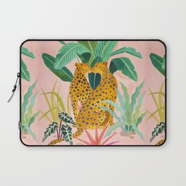 Cheetah Crush Laptop Sleeve