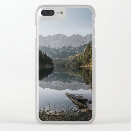 Lake View - Landscape and Nature Photography Clear iPhone Case