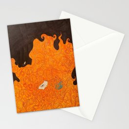 Hairy Beary Stationery Cards
