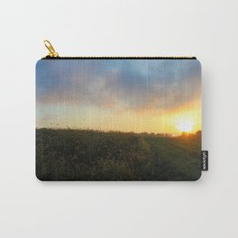 Sunrise on the Farm Carry-All Pouch