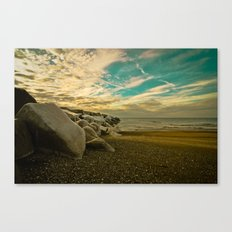 Shore Canvas Print