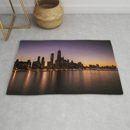 Chicago Skyline - new! Rug
