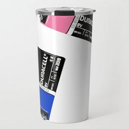 pastel pattern 2 Travel Mug