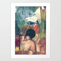 Compulsion of the Supernatural Art Print